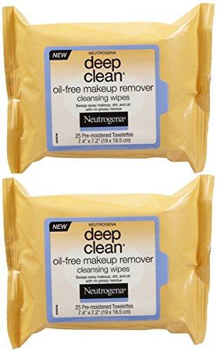 Neutrogena Clean Makeup Remover Wipes