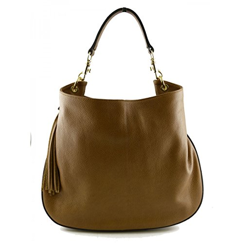 In Cognac Woman Bag Shoulder Bag Woman Made Leather Italy Tuscan Leather Color fd6q77w
