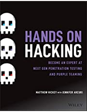 Hands on Hacking: Become an Expert at Next Gen Penetration Testing and Purple Teaming