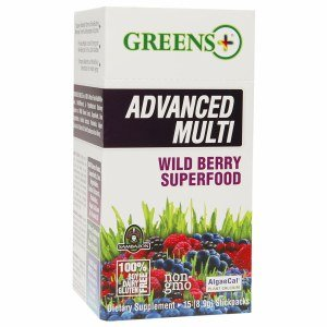 Greens Plus Advanced Multi Superfood Stickpacks, Wild Berry 15 ea