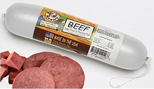 Happy Howie'S 2 Lb. Beef Rolls - Case Of 6 Rolls by Happy Howie's (Image #1)