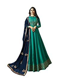 449f491e2d STELLACOUTURE Embroidered Salwar Kameez Suit Indian Pakistani Suit for  Women Kashmir Valley