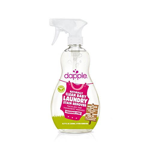 Dapple Stain Remover Spray - Fragrance Free - 16.9 - Poop Removal Stain