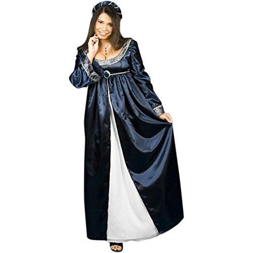 Adult Maid Marian Halloween Costume (Medium 10-12) (Maid Marian Adult Costume)