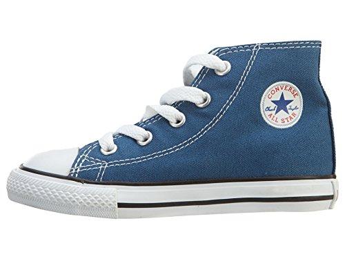 Omgekeerde Chuck Taylor Hi Peuters Stijl Sneaker: 736811f Blauw