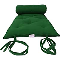 Brand New Hunter Green Traditional Japanese Floor Futon Mattresses, Foldable Cushion Mats, Yoga, Meditaion.