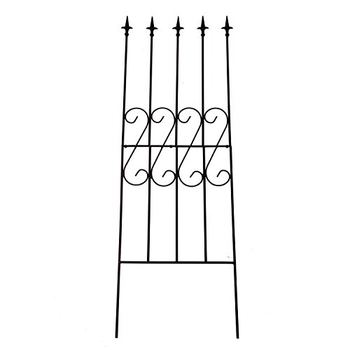 Trellis Panel (1.Go Metal Garden Trellis Panel for Climbing Plants, 21