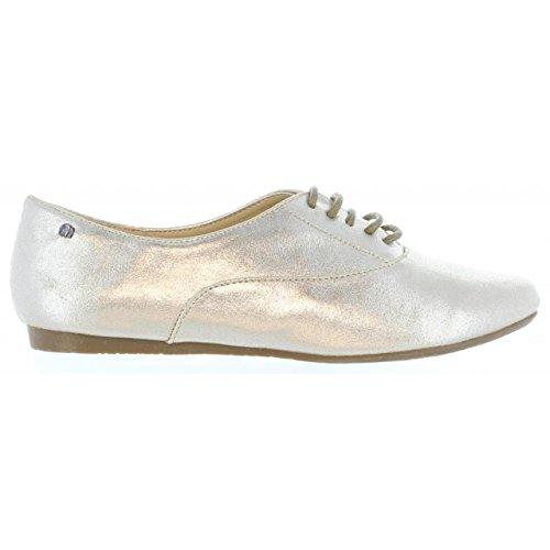 Chaussures pour Femme MTNG 53012 RETRO SILVER