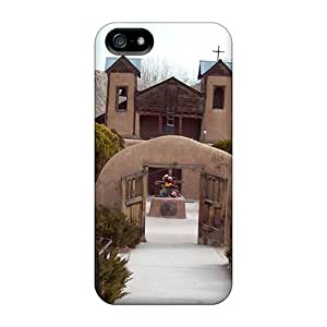 For Iphone 5/5s Premium Tpu Case Cover El Santuario De Chimayo Protective Case