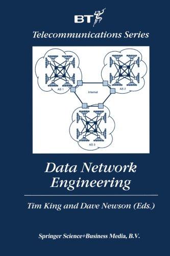 Data Network Engineering (BT Telecommunications Series) ()