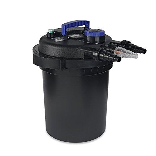 XtremepowerUS 10000 Pressure Filter Sterilizer