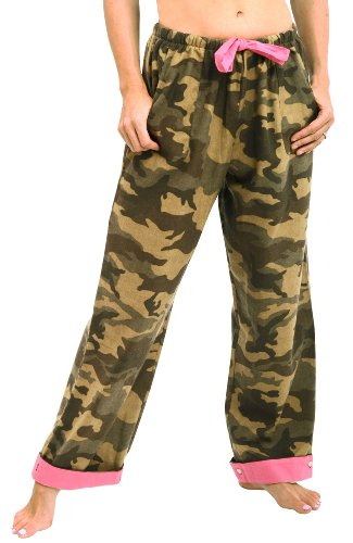 Camouflage Pajamas For Women