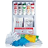 Safetec Spill Leader Kit for Emergency Response or Lab Spills (Plastic case) (1 kit/case)