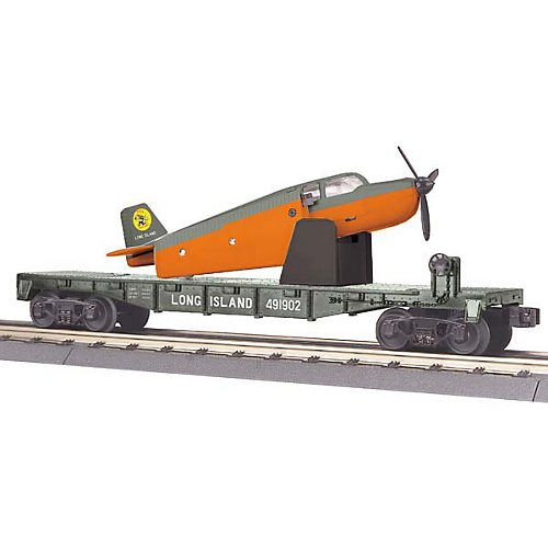 MTH Trains 30-76478 Long Island Railroad Flat Car with for sale  Delivered anywhere in USA