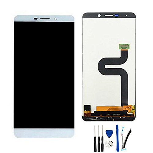 LCD + TP Replacement For Letv Le Max X900 Display Touch Screen digitizer glass Assembly (white)