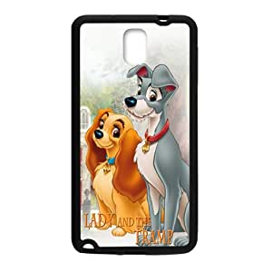HGKDL Lady and the tramp Cell Phone Case for Samsung Galaxy Note3