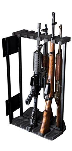 RHINO Swing Out Gun Rack - 13 Gun