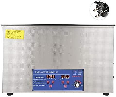 Limpiador ultrasónico digital 30L, Limpiador ultrasónico con ...