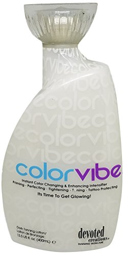 Devoted Creations Color Vibe Intensifier Tanning Lotion 13.5