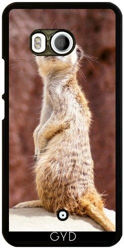Funda para Htc U11 - Meerkat En La Naturaleza by WonderfulDreamPicture