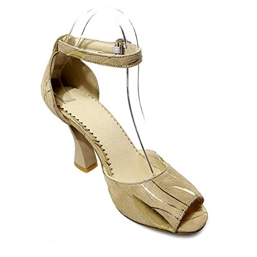 AN Ballerine EU Giallo 35 DIU01020 Apricot Donna aUxwrf8a