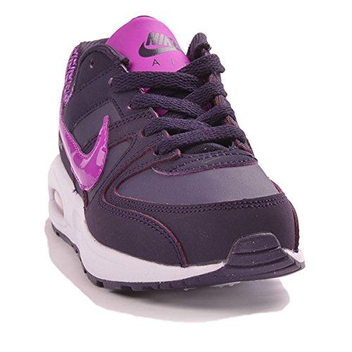 Nike 844357-551, Zapatillas de Trail Running para Niños Morado (Purple Dynasty / Hyper Violet-White)