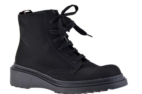 Xenos Wedge 20 Boots New Ladies Shoes Black rL1yksRD