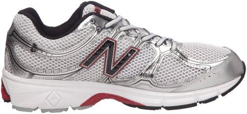 New Balance Wr 10 - Zapatillas Hombre White/Black/Red