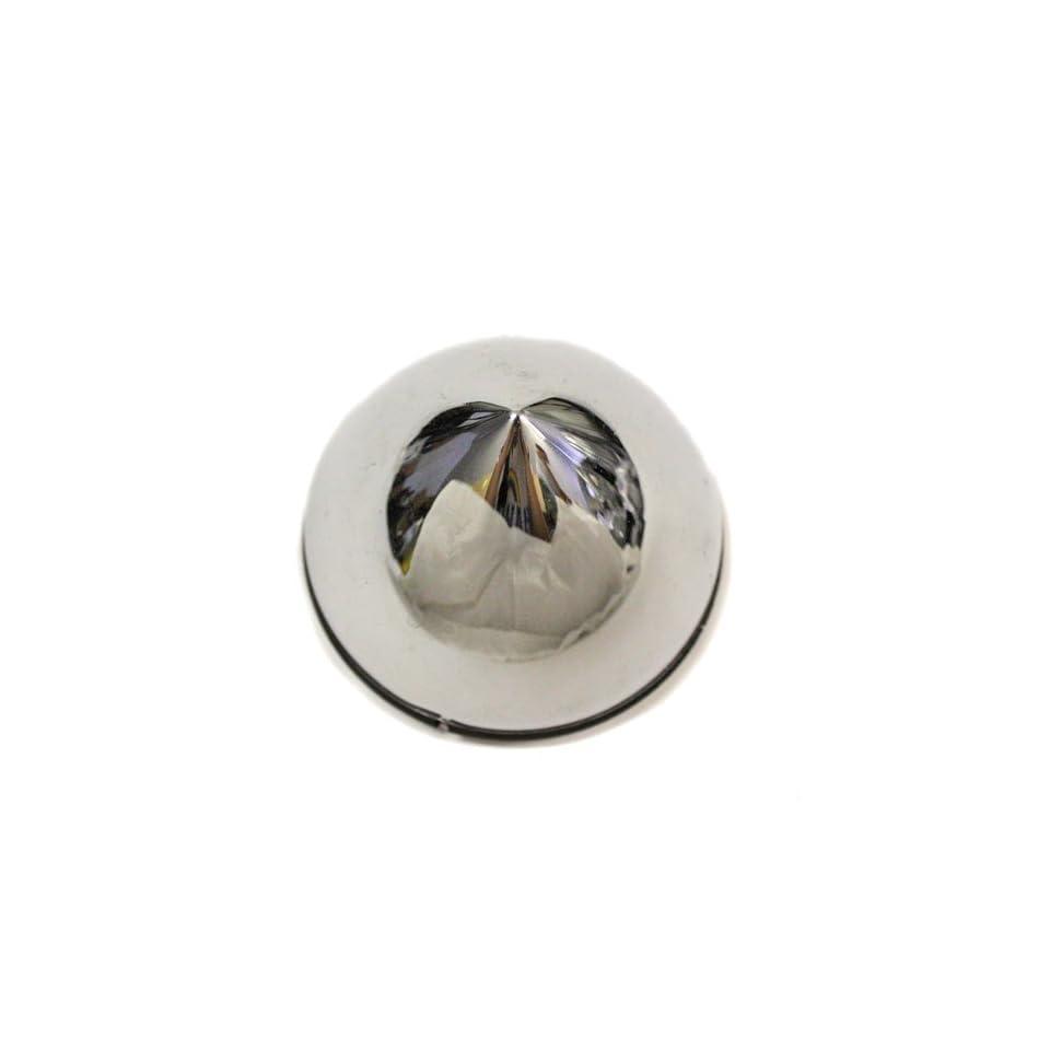 Mht Wheel Niche Chrome Center Cap # 1000 27 X1834147 9sf F202 10