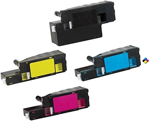 Toner Eagle Compatible Four Color Toner Cartridges for us...