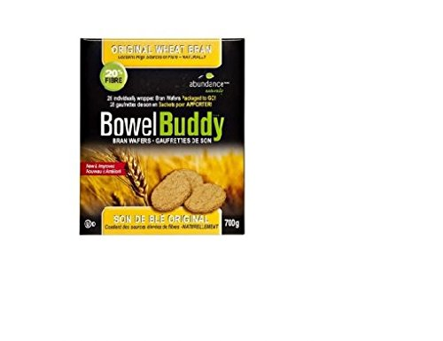 Bowel Buddy Bran Wafers (28 cookies - 14days supply) Brand: ()