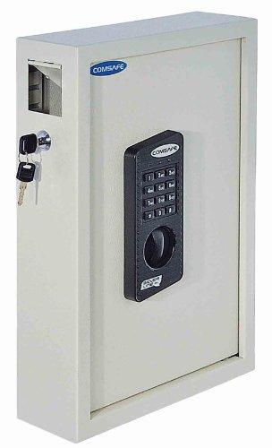 Rottner Schlüsseltresor Keytronic 48 mit Elektronikschloss und seitlichem Einwurffach T04259