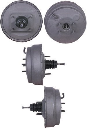 (Cardone 53-2776 Remanufactured Import Power Brake Booster)