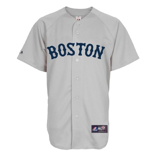 Boston Red Sox Mlb Tackle - MLB Daiske Matsuzaka #18 Red Sox Replica Jersey (XX-Large)