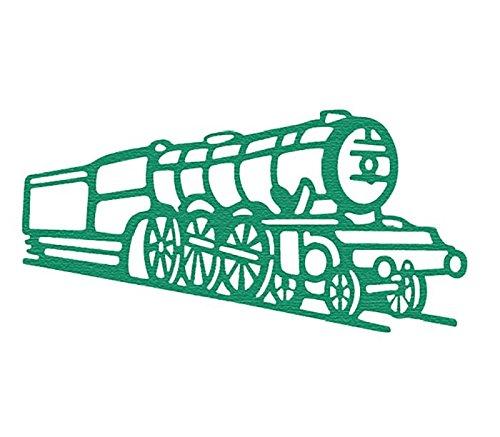 Presscut Cutting And Embossing Stencils - Train