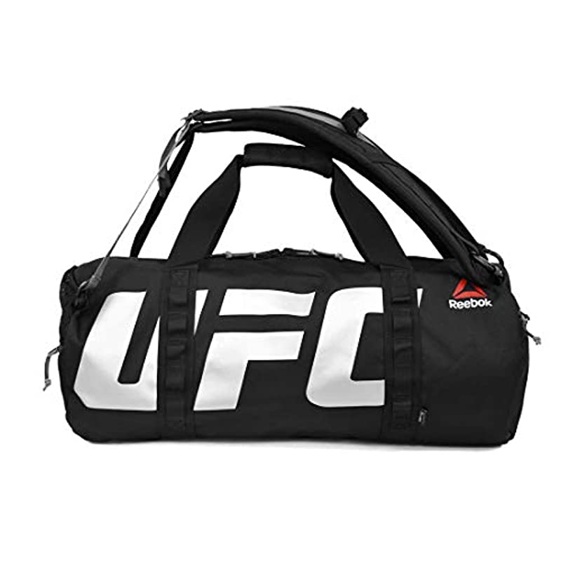 Reebok UFC CONVERTIBLE GRIP DUFFLE BAG B32649