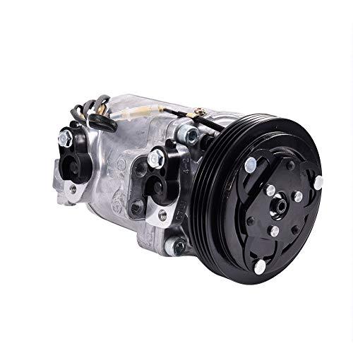 (Younar 60-00820NA AC Compressor and A/C Clutch Assembly for Suzuki Esteem Vitara Grand Vitara)