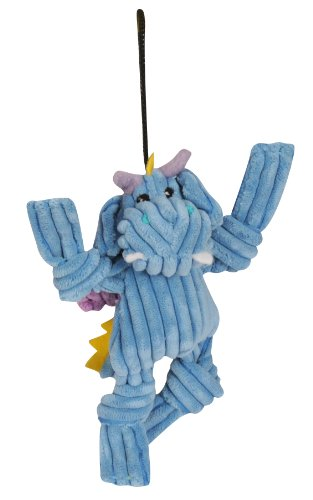 Allure Pet Products HuggleHounds Puff The Knottie Dragon ...