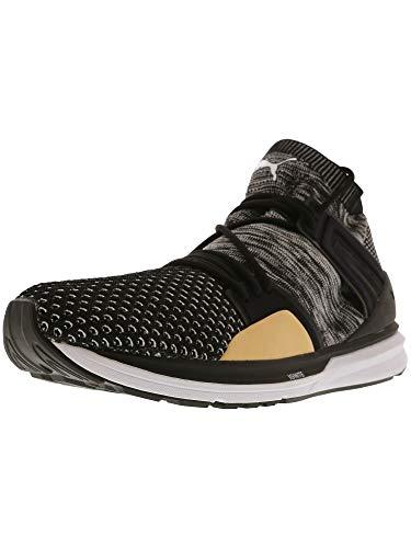 Seleziona Sneakers Bianco Evoknit Di Alte Sneaker Maschile m Limiti Nero Us Puma Senza Gloria 9 D IxC4wrx