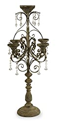 IMAX 68032 Tracy Candle Chandelier Tabletop