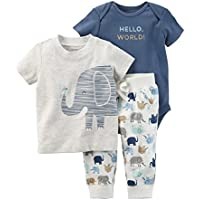 Carter's Baby Boys' Little Character Sets 126g593