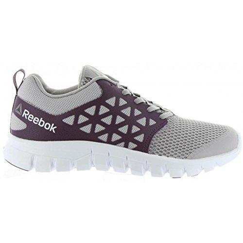 Zapatillas deporte de Mujer REEBOK BD5538 SUBLITE CUSHION WHISPER GREY