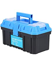 Tool Box, Double Layer Suitcase for Household Maintenance Tools(S)