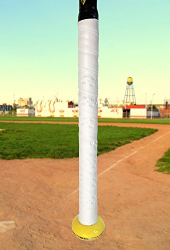 (Long Ball Grips - A Premium Cushioned Bat Grip for Baseball and Softball Bats)