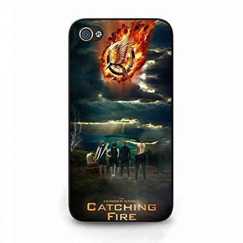 Cool The Hunger Games Funda For Iphone 4,Customerized Design Iphone 4 Funda,
