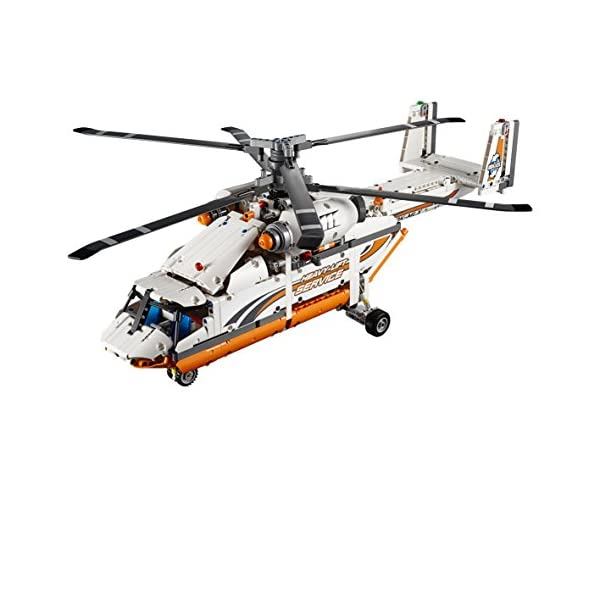 LEGO Technic Elicottero da Carico Costruzioni Gioco Bambina Giocattolo, Multicolore, 42052 3 spesavip