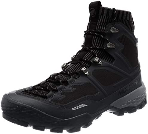 Raichle/Mammut Ducan Knit High GTX Men black/titanium EU 47 1/3-UK 12,0