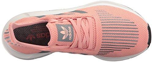Grey Crystal White Womens Originals adidas W Run Trace Swift Pink Three HF0zv