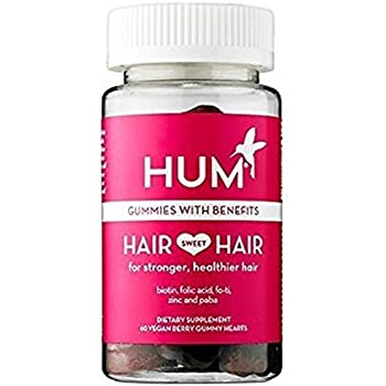 Amazon Com Hum Nutrition Hair Sweet Hair Health
