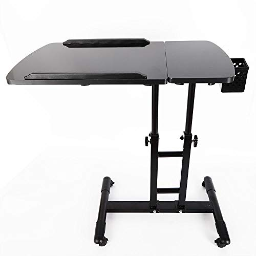 Tattoo Workstation, Large Tattoo Mobile Work Station Stand Adjustable Pro Tattoo Desk Table for Tattoo Beauty Massage Pedicure Manicure Salon Instrument (NEW Upgrade)